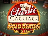 Multi Hand - Classic Blackjack Gold