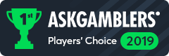 Askgamblers Players' choice. 2019