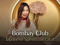 Bombay Club Japanese Speed Baccarat