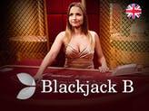 Evolution Live Blackjack B