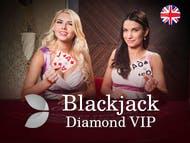 Evolution Live Blackjack Diamond VIP