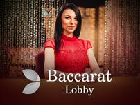 Evolution Live Baccarat Lobby