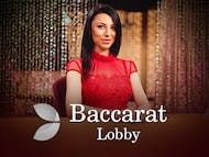 Evolution Live Baccarat Lobby