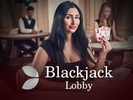 Evolution Blackjack Lobby