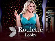 Evolution Live Roulette Lobby