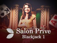 Salon Prive Blackjack 1