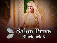 Salon Prive Blackjack 3