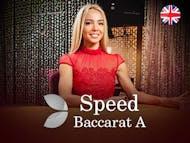 Evolution Live Speed Baccarat A