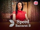 Evolution Live Speed Baccarat B