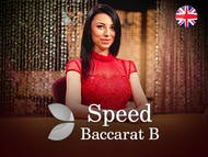 Evolution Live Speed Baccarat B