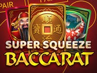 Super Squeeze Baccarat