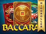 Baccarat High Roller