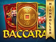 Baccarat High Roller