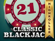 Blackjack Classic High Roller
