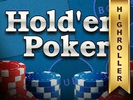Texas Hold'em Poker High Roller
