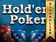 Texas Hold'em Poker High Roller