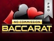 Baccarat No Commission Pro