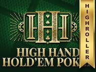 High Hand Holdem Poker High