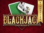 Blackjack Supreme High Roller