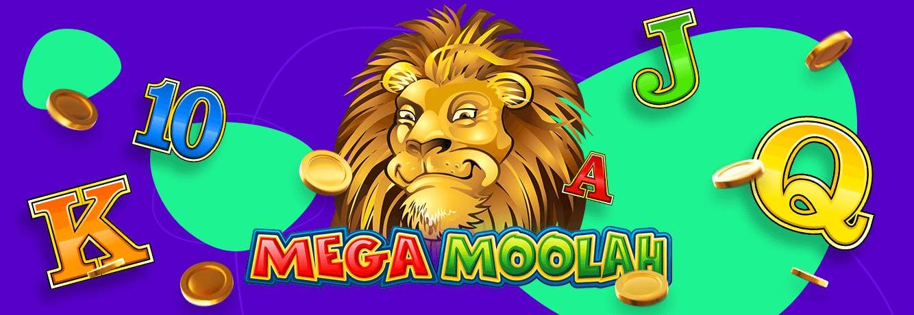 Mega Moolah jättipotti